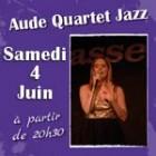 Concert Aude Quartet Jazz