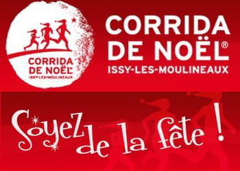 Corrida de Noël à Issy Les Moulineaux - Ouverture du Barock's