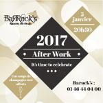 Afterwork Spécial Nouvelle année 2017