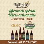 Afterwork Spécial Bières Artisanales !