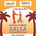 Afterwork Salsa au Barock's avec ADECA !