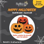 Happy Halloween au Barock's