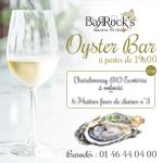 Oyster Bar au Barock's 'Une perle avant Noël'
