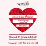 La Saint Valentin au Barock's !