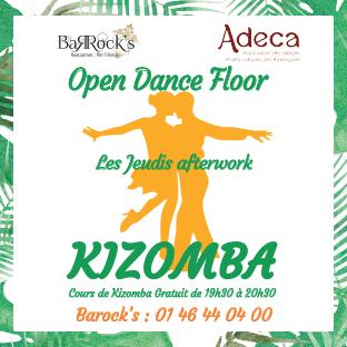 Afterwork spécial Kizomba avec ADECA