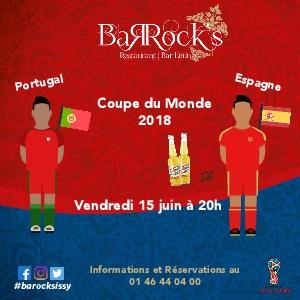 Match Portugal VS Espagne