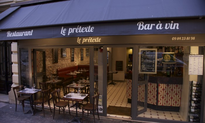 Photo Le Prétexte