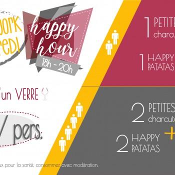HAPPY HOUR Autour d'un Verre