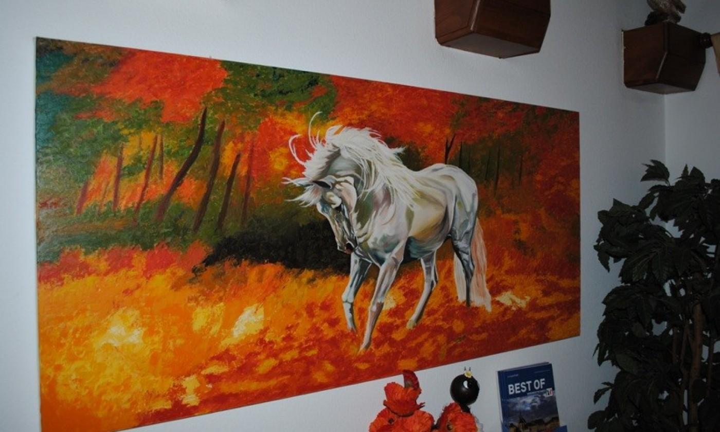 photos ambiance plats auberge au cheval blanc hesingue. Black Bedroom Furniture Sets. Home Design Ideas