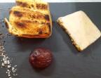 Photo Foie gras de canard, compoté e saison   - Ô BISTROT