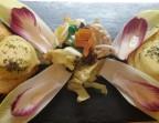 Photo Croustillant de chèvre au miel (Végétarien) - Ô BISTROT