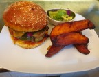 Photo Burger VEGETARIEN    (végétarien) - Ô BISTROT