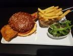 Photo Burger Fish & Chips  - Ô BISTROT