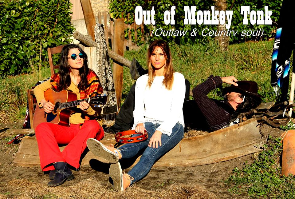 Out of Monkey Tonk En Concert Au ZINC !