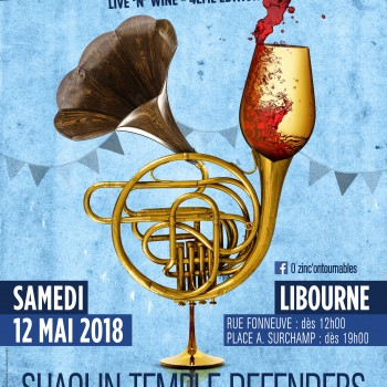 O ZINC'ONTOURNABLES - 4ème Edition / LIBOURNE