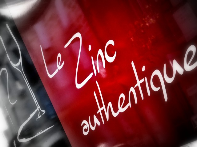LE ZINC AUTHENTIQUE