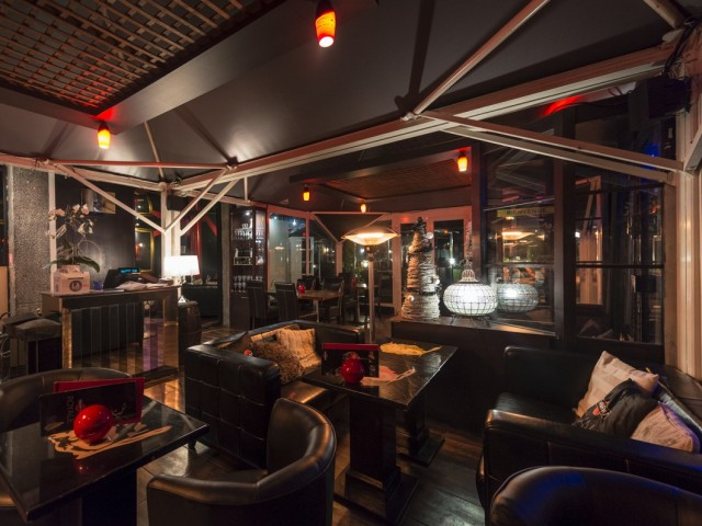 L a restaurant lounge brasserie l 39 isle adam - Horaire piscine l isle adam ...