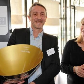Eric Delerue, du Cerisier à Laventie, couronné du Gault&Millau d'or régional 2013
