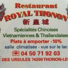 Photo Royal Thonon