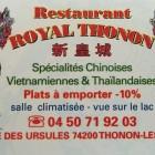 Photo Royal Thonon