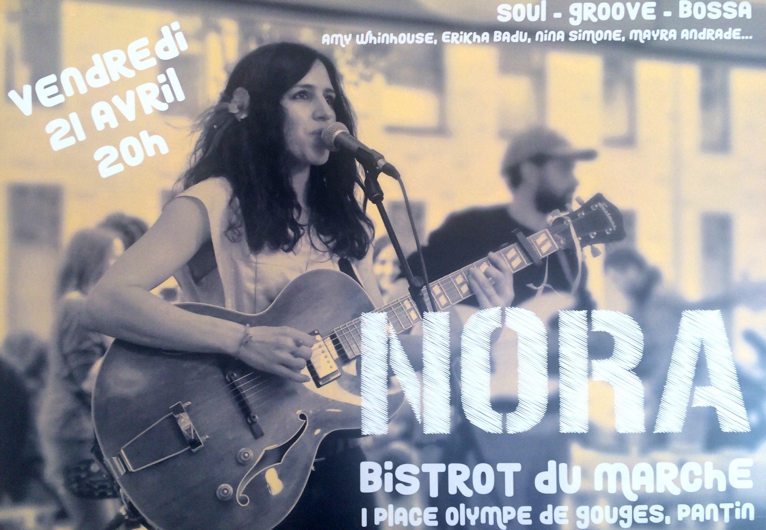 Concert de NORA