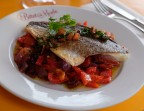 Photo Filete de dorada a la plancha con piperade  - Bistrot du Marché