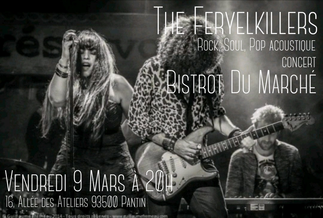Concert The Feryelkillers
