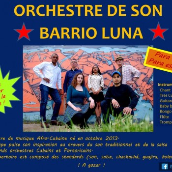 Concert BARRIO LUNA