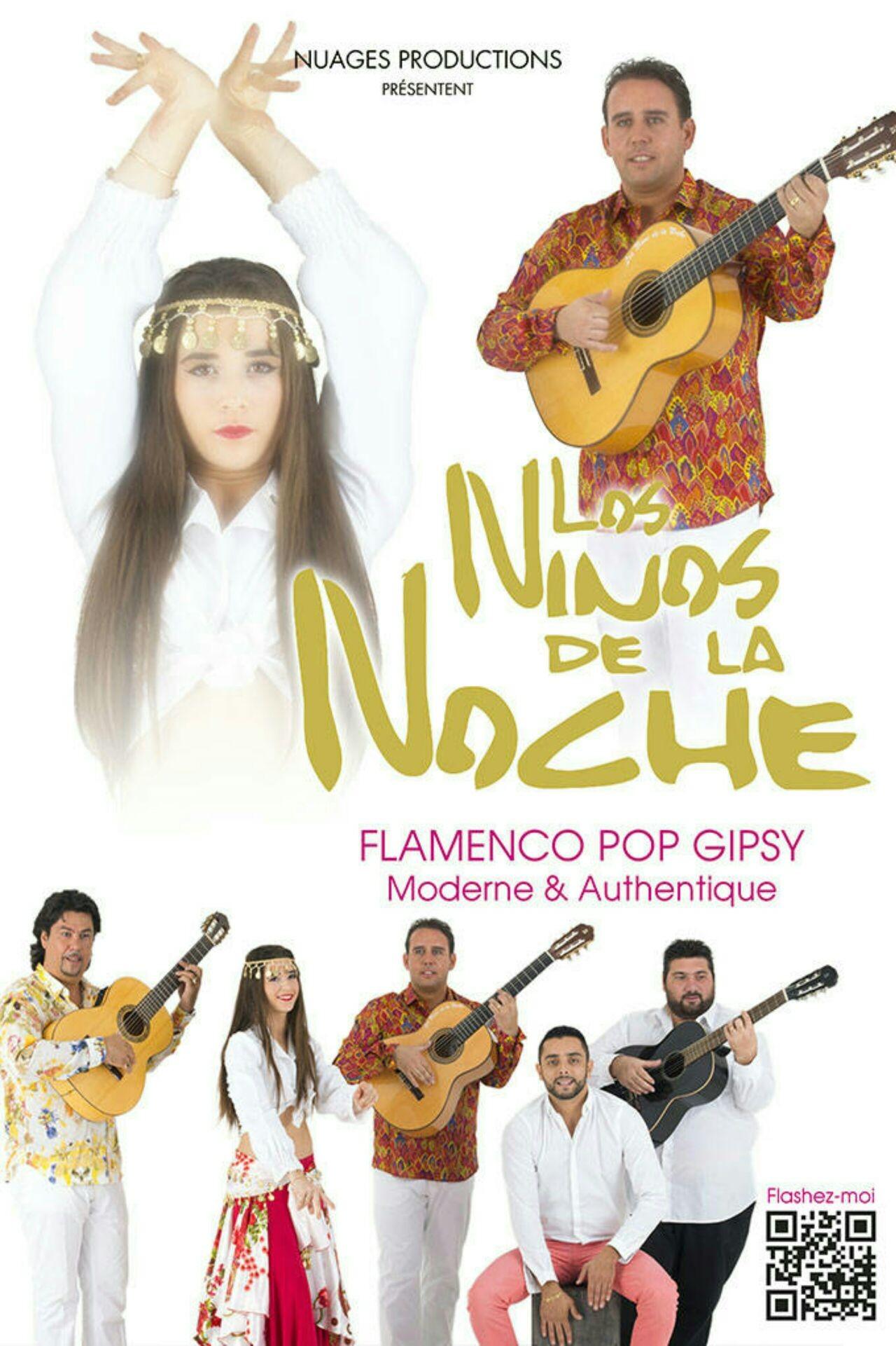 Soirée Musicale  le Groupe Los Ninos de la Noche