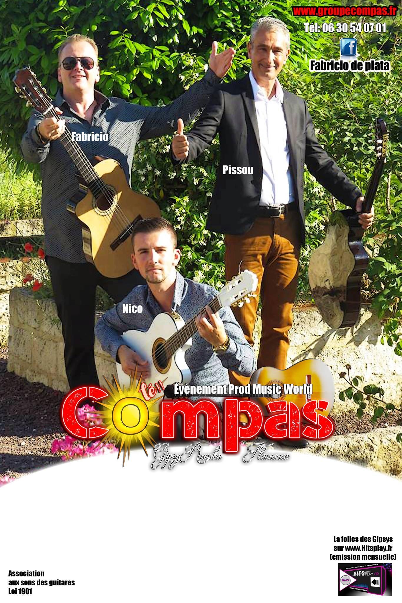 Soirée Musicale avec le groupe Compas