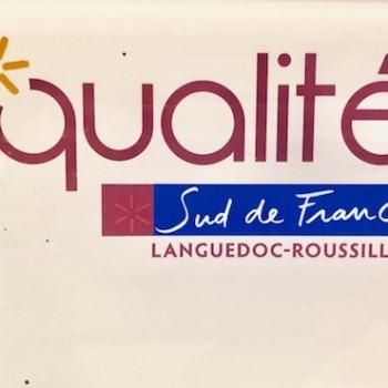 labellisées qualité Sud de France