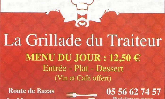 Photo La Grillade du Traiteur
