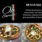 Pizza des Fêtes