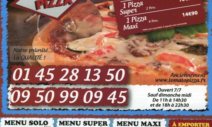 Photo Délice Pizza