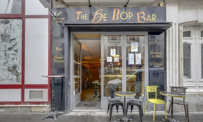 Photo The be bop bar