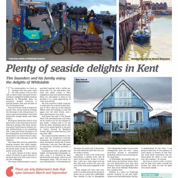 Plenty of seaside delight in Kent