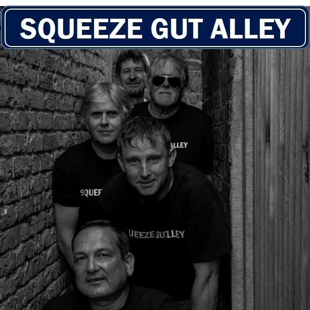 Squeeze Gut Alley