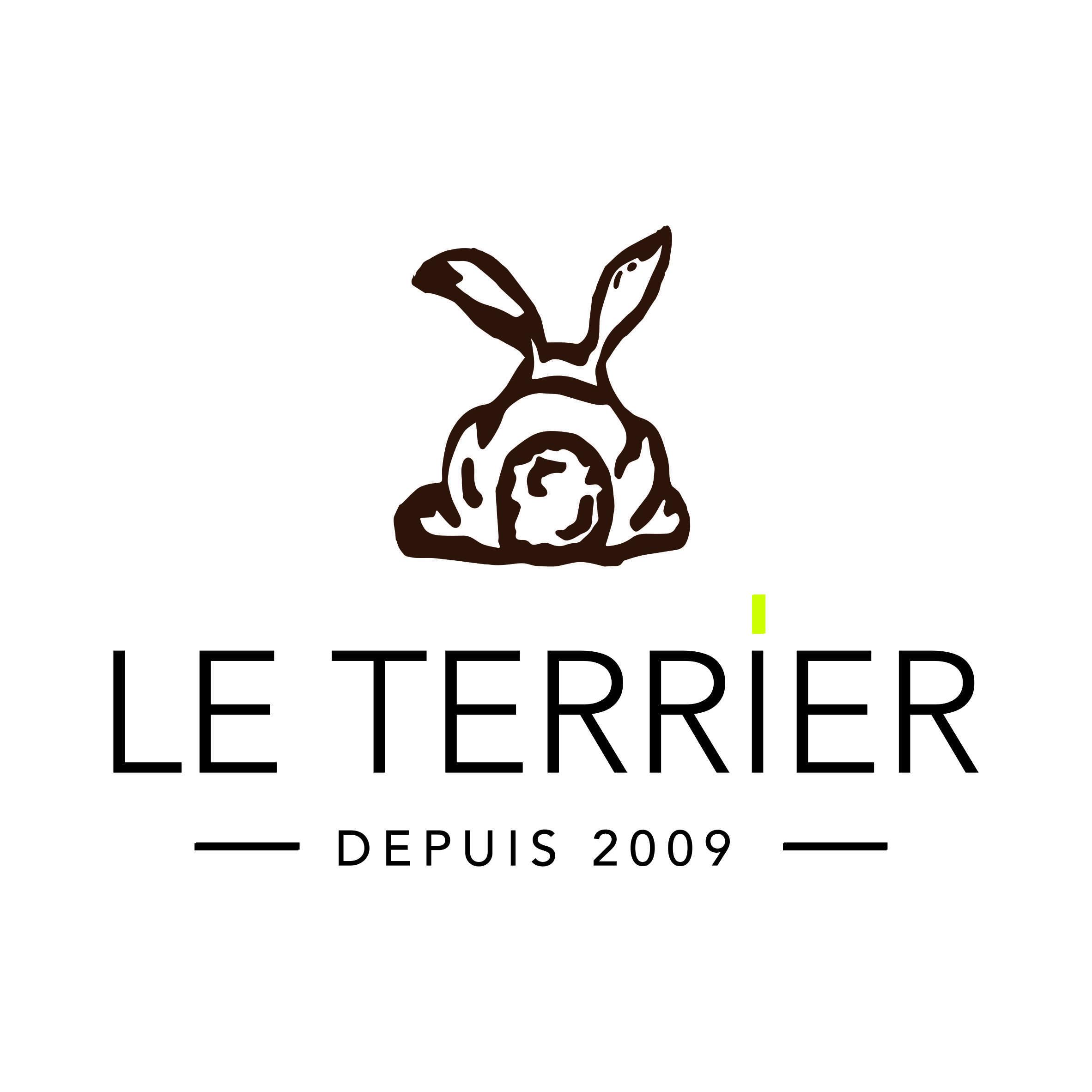 Logo Le Terrier