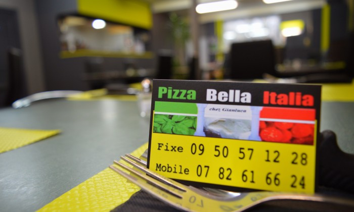 Photo Pizza Bella Italia