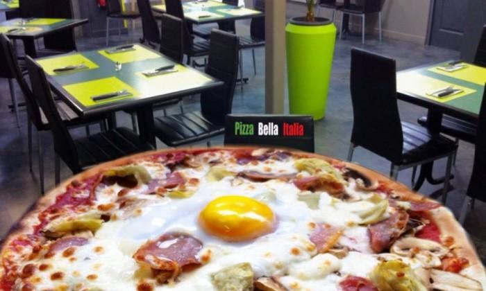 Photo Pizza Bella Italia