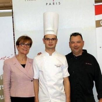 Dylan Morisset, le nouveau jeune talent restaurateur de France