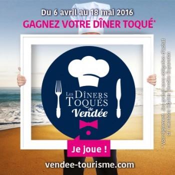 Les Diners Toqués de Vendée