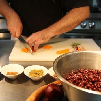 Des plats traditionnels sans viande, c'est possible !