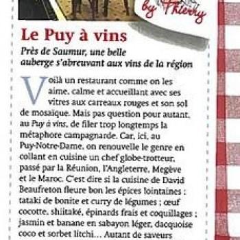 Magazine Bistrot - Thierry Richard