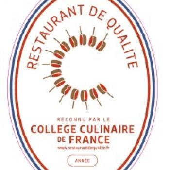 Label Restaurant de Qualité - Collège Culinaire de France