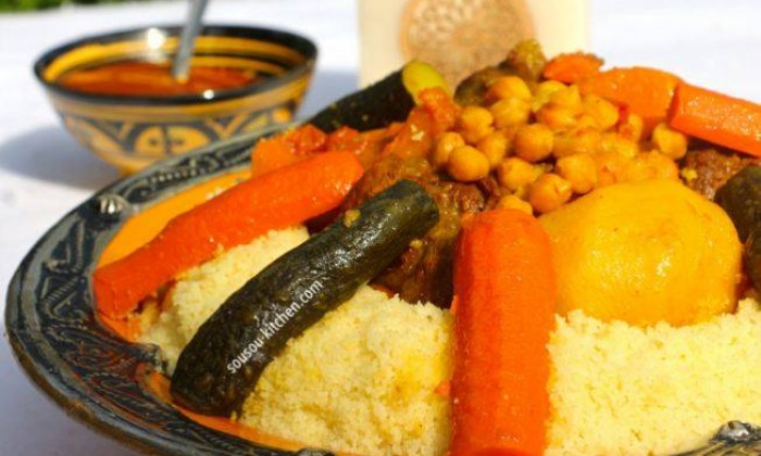 RESTAURANT COUSCOUS