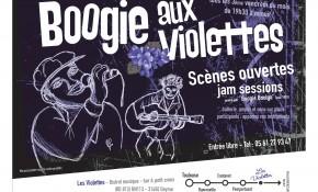BOOGIE AUX VIOLETTES