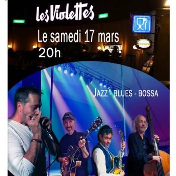 Jamy's en concert  Jazz-Blues-Bossa