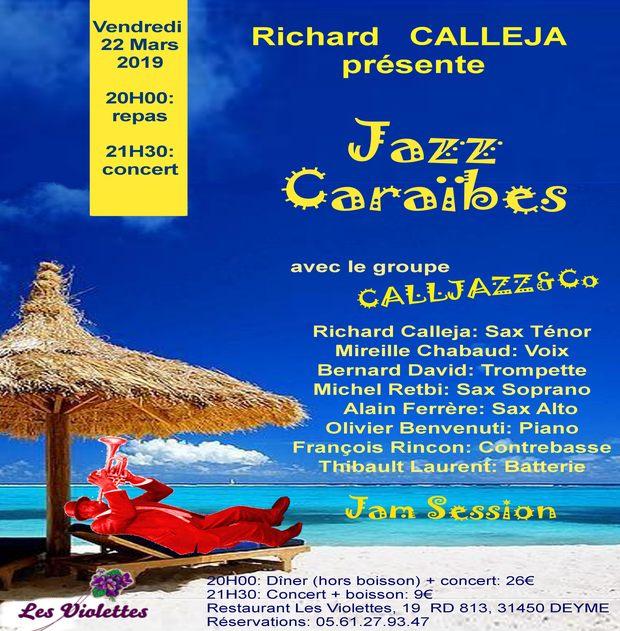 Jazz Caraïbe