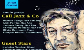Concert hommage à Serge Gainsbourg